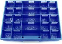 Sortiment Seitenstege Silikon groß (476 Teile)