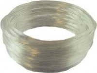 PVC Einlage schmal 0,25 mm dick 6 m lang