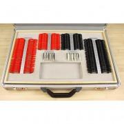 Refraktionskoffer BBK1 - gebraucht- Metallkoffer