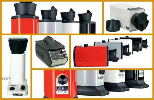 Heißluftgeräte / Erwärmungsgeräte