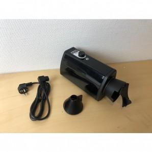 """GEBRAUCHT (8) Heißluftgerät """"FATA"""" Standard liegend schwarz"""