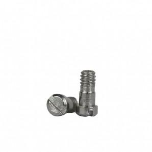 Schließblockschrauben 1,2 mm Silber 100 Stück