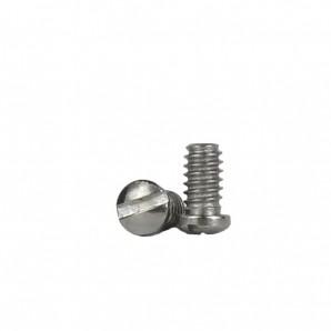 Schließblockschrauben 1,4 mm Silber 100 Stück
