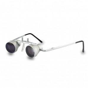 """Lupenbrille """"RN 420 Silverline"""" mit Bügelenden(Zellenden) 2,5fach*"""