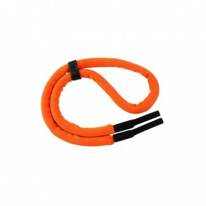 Brillenband schwimmfähig Neon Orange 2 Stück