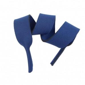 Neopren Brillenband 5 Stück - Blau