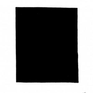 """Putztücher Microfaser mittel """"Eco"""" 150 x 180 mm - Schwarz - 100 Stück"""