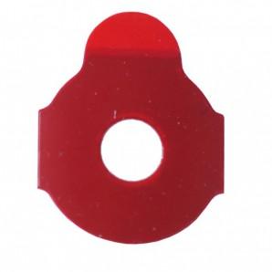 """Klebepads """"Red Five"""" 24 mm 1000 Stück"""