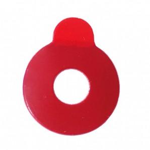 """Klebepads """"Red Five"""" 22 mm 1000 Stück"""