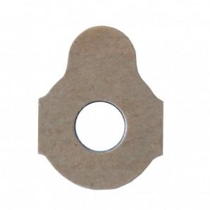 Klebepads 3M 411 18 mm rund 1000 Stück