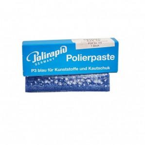 Polierpaste für Kunststofffassungen Polierblau 60 g