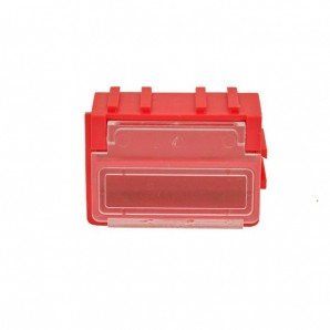 Kunststoffbox Rot mini
