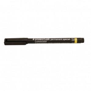 """TOPSELLER Markierstift """"Staedtler Lumocolor"""" Schwarz superfein (S) Spezial*"""