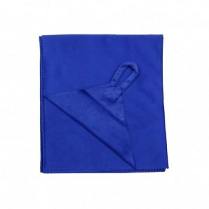 Werkstattreinigungstuch mit Haken - Blau