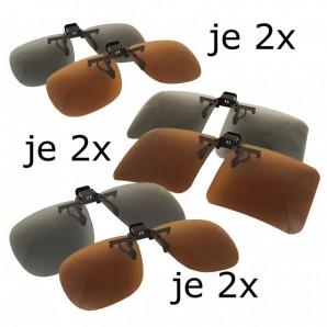 Starter Mix Paket Aufstecker 12 Stück