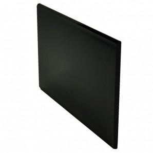 Acetatplatten ca. A5 - 8 mm Schwarz