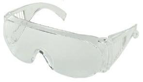 Schutzbrille Farblos