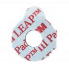 """Klebepads """"3M LEAP III"""" 18 mm 1000 Stück"""