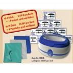 "Ultraschall Reinigungsgerät ""Clean@home02"" P602 - Wiederverkauf inkl. Reinigungsmittel"