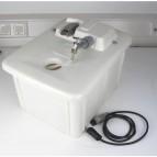 GEBRAUCHT (100) Kühlbox Weco Wasserbehälter mit Pumpe