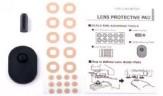 Silikonauflagen Glasschutzpads für Scheitelbrechwertmesser*