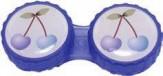 Sparset Kontaktlinsenetuis mit diversen Motiven 12 Stück