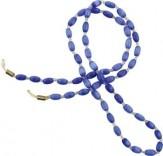 """Brillenketten 12 Stück """"Blue wave"""""""