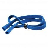 Elastische Brillensportbänder Blau 5 Stück