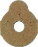 Klebepads 3M 411 26.5 mm 1000 Stück