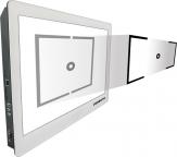 """Sehzeichenbildschirm """"Multi Vision Chart HLC-1000 mit Polarisation(linear)"""""""