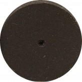 Silikonpolierer Scheibenform mittel Ø 22 mm 2 Stück