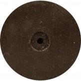 Silikonpolierer Linsenform mittel Ø 22 mm 2 Stück