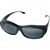 "Überbrille ""Basic"" Schwarz Grau"