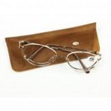 Premium Schminkbrille mit Etui +2,0 dpt