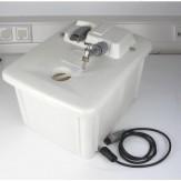GEBRAUCHT (100) Weco Kühlbox Wasserbehälter mit Pumpe